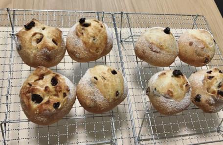 11月19日自家製酵母パン教室